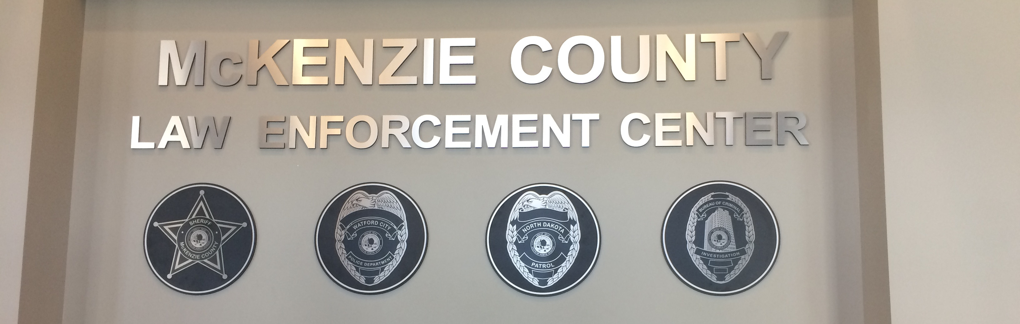 McKenzie County Law Enforcement